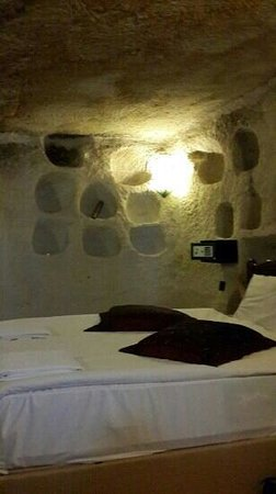 Anatolian Cave Hotel: Kaya Oda:)