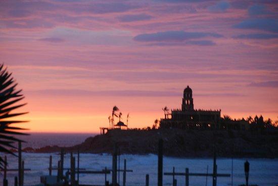 Sol Pacifico Cerritos: sunset
