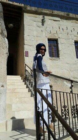 Anatolian Cave Hotel: Bitanemle