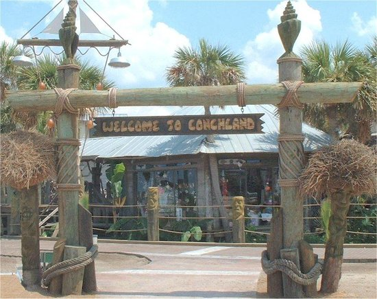 Welcome To Conchland Picture Of The Conch House Marina