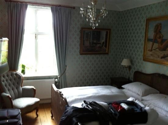 Hotel Frederiksminde: værelse nr 4