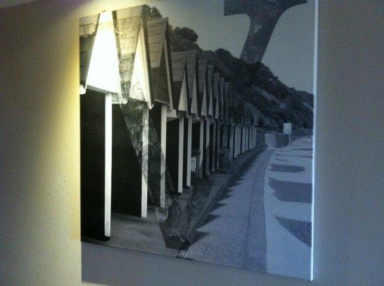 Village Hotel Bournemouth: Photo in room