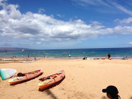 Wailea Beach - Wailea, Maui, Hawaii