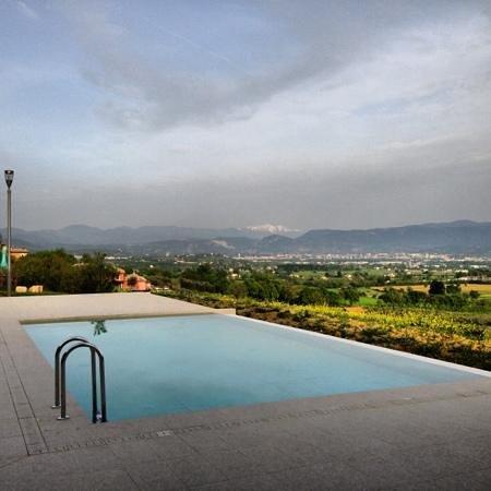 Vallantica Resort & Spa: piscina