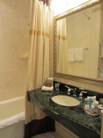 Bathroom - Room 402