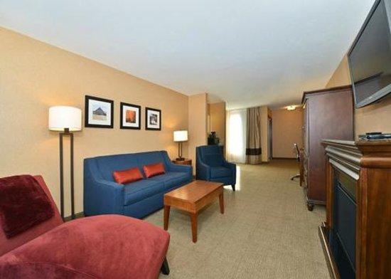 Comfort Inn & Suites: Presidential Suite