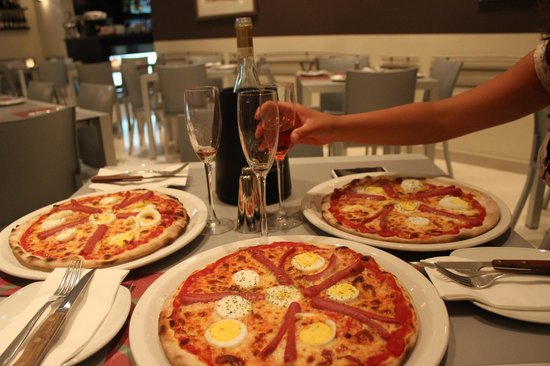 PARAPETT: pizza
