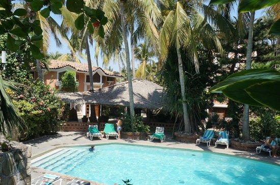 Hotel Santa Fe : piscina familiar