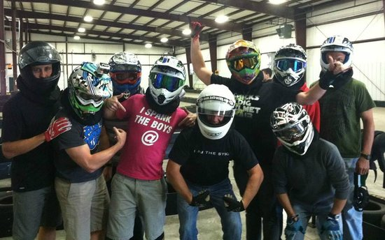 Bluegrass Karting & Events: We are your Bachelor Party headquarters!