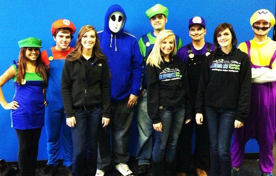 Bluegrass Karting & Events: Halloween Party!
