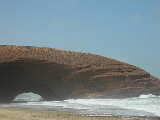 Legzira Beach: арка