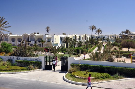 Djerba Holiday Beach Hotel