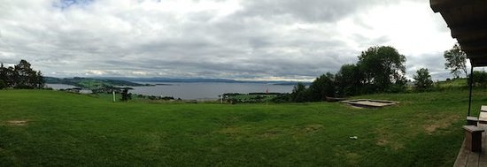 Oyna: A view to remember - Øyna Parken at Straumen, Inderøy, Nord-Trøndelag