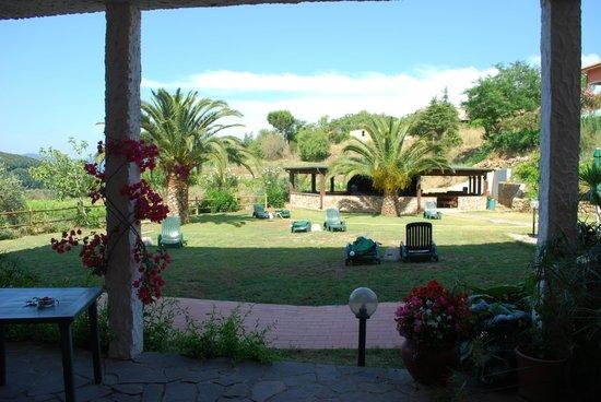 Hotel La Feluca : panorama dalla camera