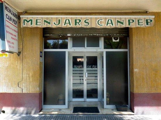 El Prat de Llobregat, Spain: CAN PEP