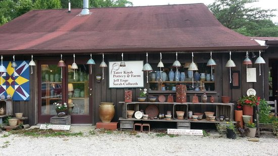 Tater Knob Pottery and Farm