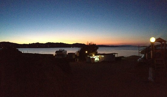 Villaggio Camping Acapulco : Sunset