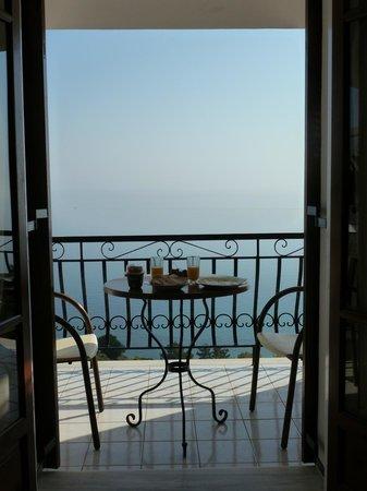 Villa Contessa: Vue la chambre
