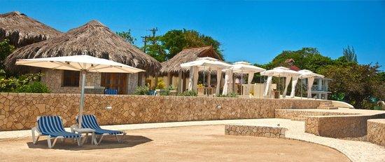 The SPA Retreat Boutique Hotel: SPA Cabanas