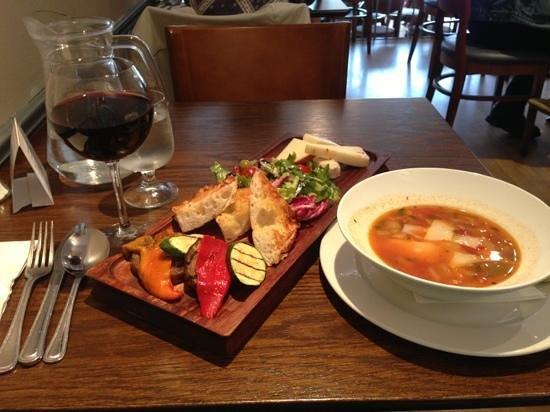 Bar Italia: appetizers