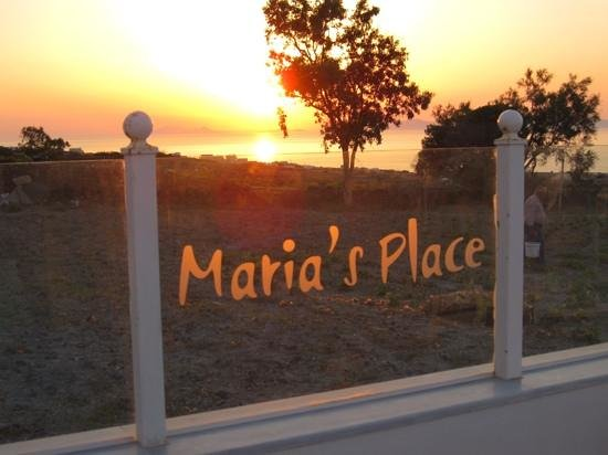 Maria's Place: Guess Where! Beautiful accommodation and excellent host.