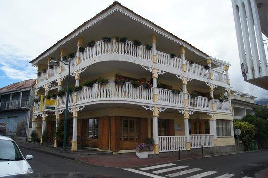 Tsilaosa Hotel and Spa: L'hôtel