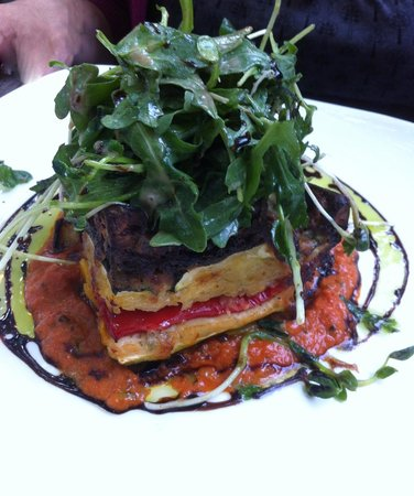 All Seasons Cafe: Nelson Farmer NO Noodle Veg Lasagna