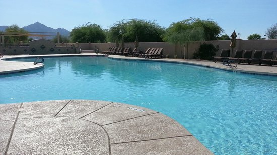 Scottsdale Links Resort: Main Swimming Pool