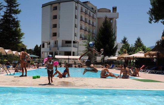 Europa Park Hotel: Club Le Piscine