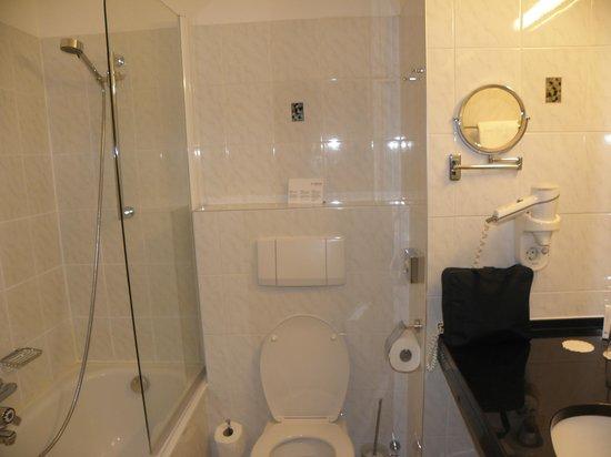 Austria Trend Hotel Bosei Wien: bathroom