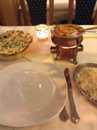 Indian Restaurant Spice: Leckeres Essen