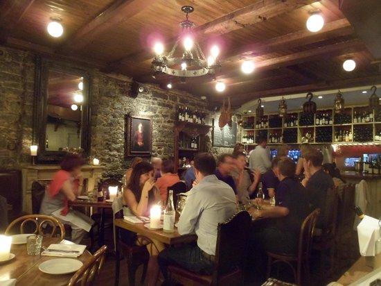 Bocata Restaurant Bar a Vin Montreal
