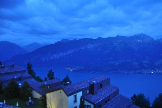 Dorint Bluemlisalp Beatenberg/Interlaken: View from room
