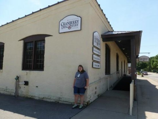 Cranberry Discovery Center: Great museum and gift shop