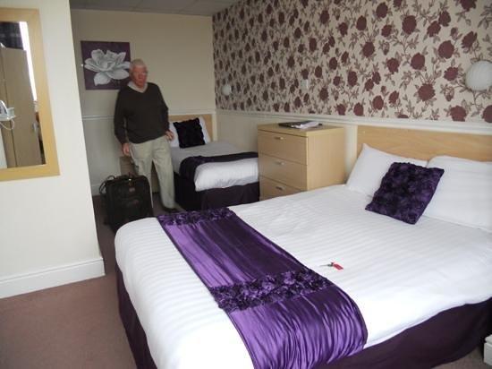 Hotel Craig-Y-Don : Add a caption