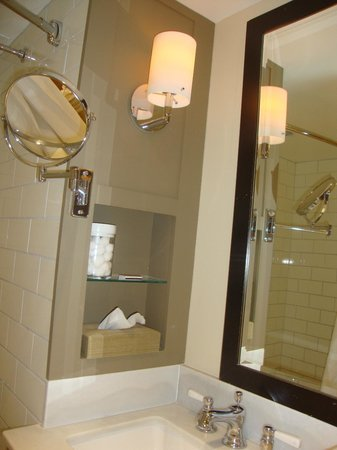 Woodstock Inn and Resort: bathroom
