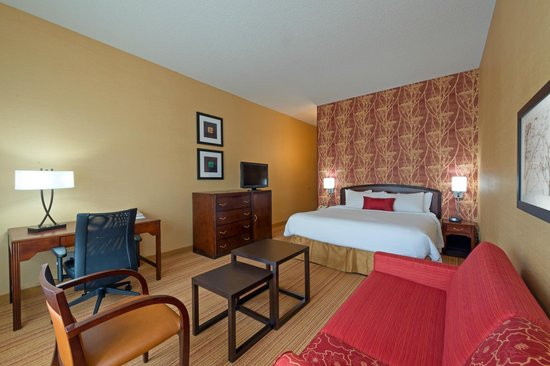 Courtyard Denver Southwest/Lakewood: Extended King Guest Room