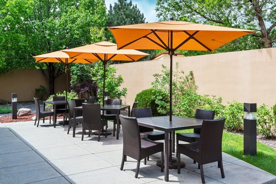 Courtyard Denver Southwest/Lakewood: Outdoor Patio