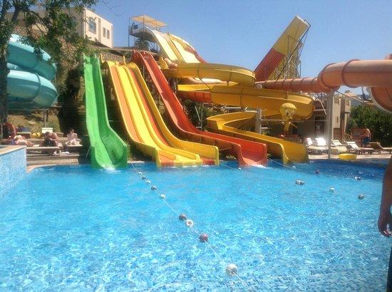 Ersan Resort & Spa: amazing aqua park