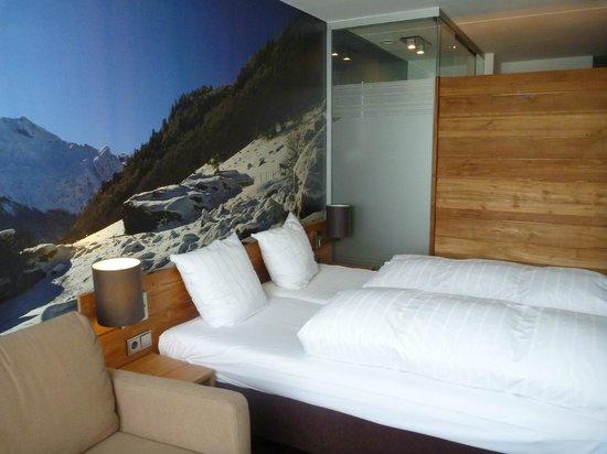 Hotel SnowWorld Landgraaf: Bed