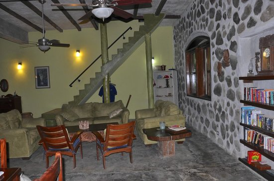 Casa Cangrejal B&B Hotel: Wonderful designs created by the owner (she's awesome!)