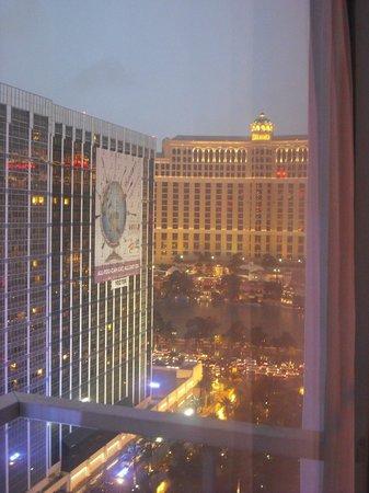 Bally's Las Vegas Hotel & Casino: the view