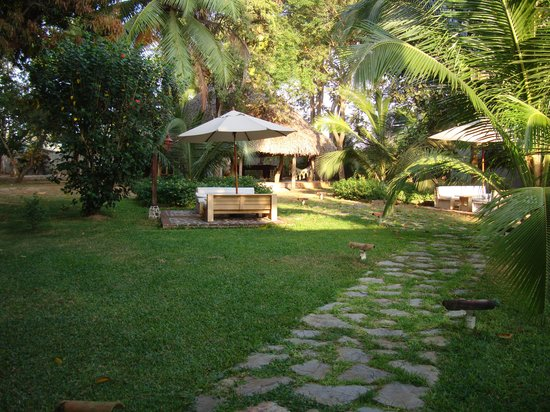 Hotel Casa de Campo Pedasi: grounds