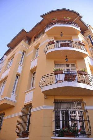 Uyan Hotel : Hotel exterior