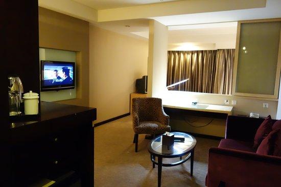 Grand Link Hotel Guilin: Habitacion