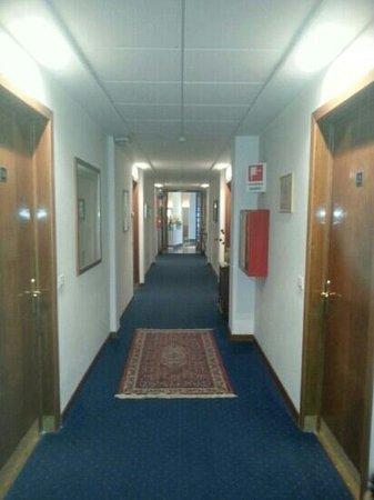 Hotel All'Oasi: corridor