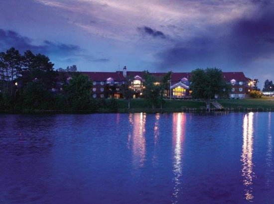 Lake of the Torches Resort Casino: Home sweet home