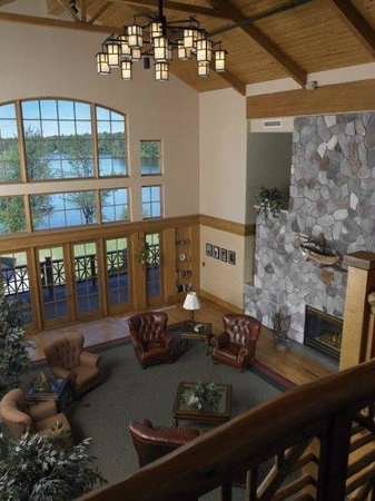 Lake of the Torches Resort Casino: Rest and relaxation