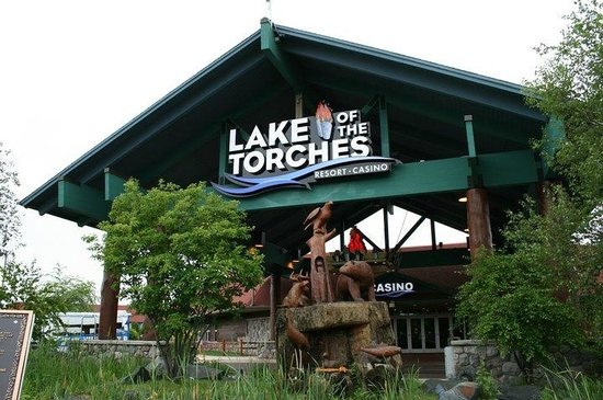 Lake of the Torches Resort Casino: Lake of the Torches welcomes you