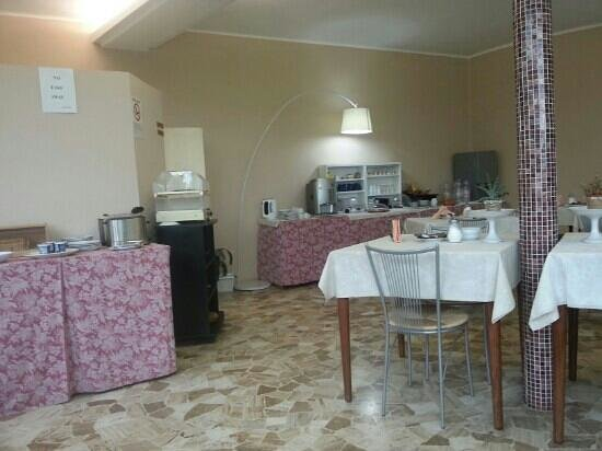 Hotel All'Oasi: dining room